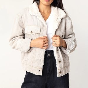 Anthropologie Jackets & Coats - Anthropologie Marrakech Corduroy Jacket NWT